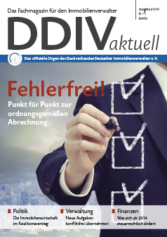 Cover DDIVaktuell 01 2014