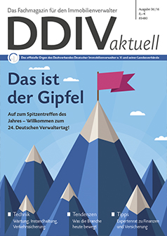 Cover DDIVaktuell 06 2016