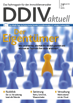 Cover DDIVaktuell 07 2014