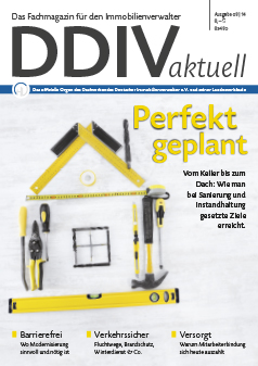 Cover DDIVaktuell 08 2014