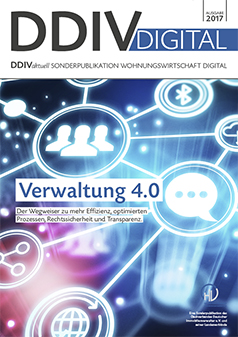 Cover Sonderpublikation DDIV DIGITAL 2017